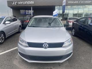 Used 2011 Volkswagen Jetta 2.0L,Man,Trendline+,A/C,BANCS CHAUFFANTS,VITRES ÉL for sale in Mirabel, QC