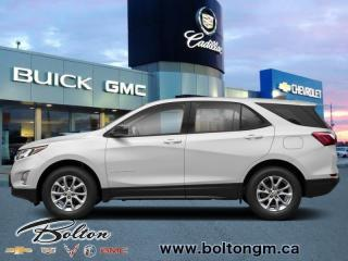 New 2020 Chevrolet Equinox LS - Package for sale in Bolton, ON