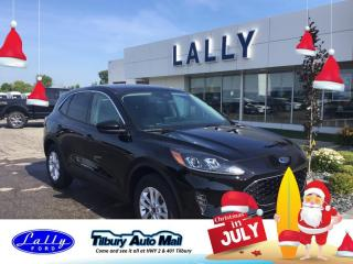 New 2020 Ford Escape SE for sale in Tilbury, ON