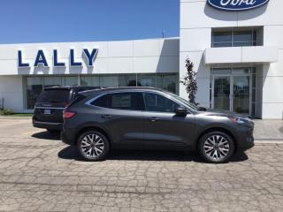 New 2020 Ford Escape Titanium for sale in Tilbury, ON