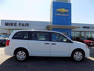 Used 2018 Dodge Grand Caravan CVP/SXT for sale in Smiths Falls, ON