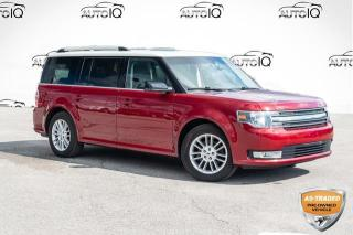 Used 2013 Ford Flex SEL for sale in Barrie, ON