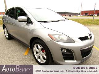 Used 2010 Mazda CX-7 GT - AWD - 2.3L for sale in Woodbridge, ON