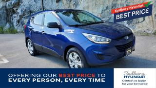 Used 2014 Hyundai Tucson GL All-Wheel Drive! Dealer Maintained! for sale in Sudbury, ON
