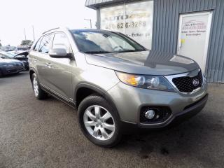 Used 2013 Kia Sorento ***LX,AWD,AUTOMATIQUE,V6,MAGS,A/C*** for sale in Longueuil, QC