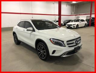 Used 2017 Mercedes-Benz GLA GLA250 4MATIC PREMIUM PLUS NAVIGATION PANORAMIC CLEAN CARFAX! for sale in Vaughan, ON
