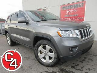Used 2012 Jeep Grand Cherokee CUIT TOIT PANO 4X4 MAGS for sale in St-Jérôme, QC