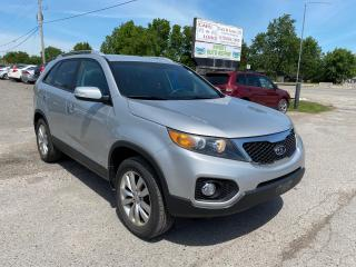 Used 2011 Kia Sorento LX for sale in Komoka, ON