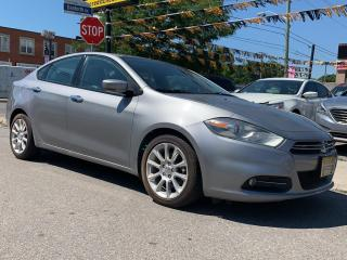 Used 2015 Dodge Dart 4dr Sdn Limited for sale in Scarborough, ON