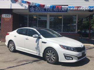 Used 2015 Kia Optima 4dr Sdn Auto EX w/Sunroof for sale in Toronto, ON