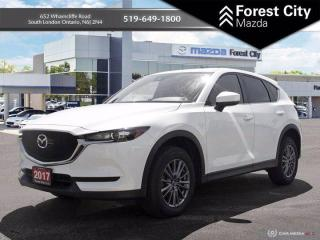 Used 2017 Mazda CX-5 GS for sale in London, ON