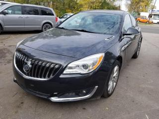 Used 2016 Buick Regal Turbo for sale in Toronto, ON
