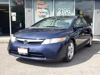 Used 2006 Honda Civic Sdn 4dr EX Auto for sale in Bowmanville, ON