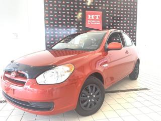 Used 2010 Hyundai Accent L Financement possible for sale in Terrebonne, QC