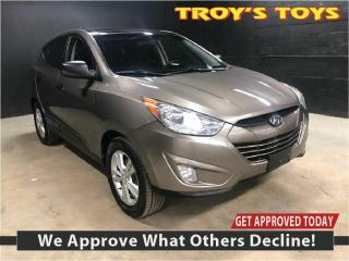 Used 2013 Hyundai Tucson Premium Edition for sale in Guelph, ON