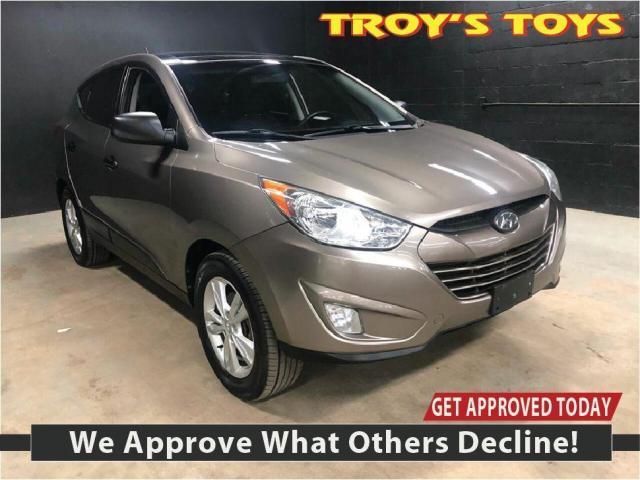 2013 Hyundai Tucson Premium Edition