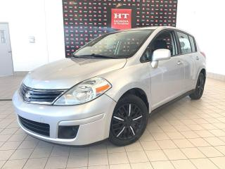 Used 2010 Nissan Versa S financement disponible for sale in Terrebonne, QC