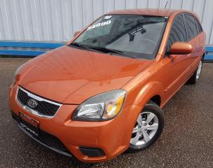 Used 2010 Kia Rio EX *HEATED SEATS* for sale in Kitchener, ON