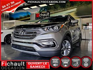 Used 2017 Hyundai Santa Fe Sport 2.4L Luxury TRACTION IINTEGRALE for sale in Châteauguay, QC