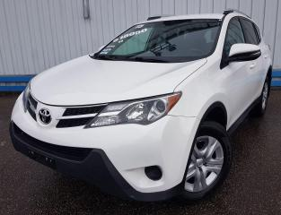 Used 2015 Toyota RAV4 LE AWD *HEATED SEATS* for sale in Kitchener, ON