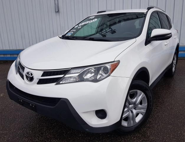 2015 Toyota RAV4 LE AWD *HEATED SEATS*