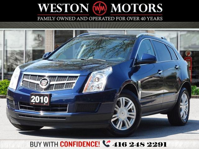 2010 Cadillac SRX LEATHER*AWD*PANORAMIC SUNROOF*