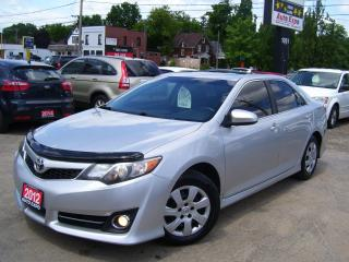 Used 2012 Toyota Camry Bluetooth,Navi,Sunroof,Remote Starter,Tinted,Fogs for sale in Kitchener, ON