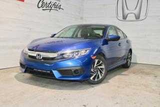 Used 2017 Honda Civic EX 4 portes for sale in Blainville, QC