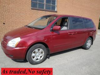 Used 2009 Kia Sedona LX for sale in Oakville, ON