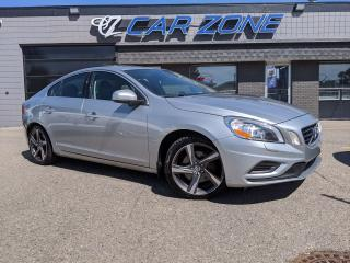 Used 2012 Volvo S60 T6 R-Design for sale in Calgary, AB