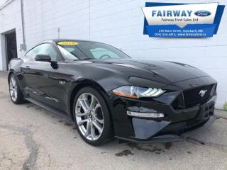 Used 2019 Ford Mustang GT Premium Fastback  - American Muscle for sale in Steinbach, MB