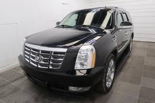 Used 2008 Cadillac Escalade for sale in Winnipeg, MB