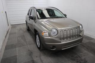 Used 2008 Jeep Compass Sport for sale in Winnipeg, MB