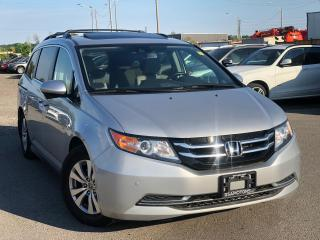 Used 2015 Honda Odyssey EX-L w/Navi for sale in Oakville, ON