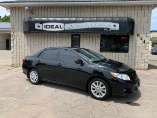 Used 2010 Toyota Corolla LE for sale in Mount Brydges, ON