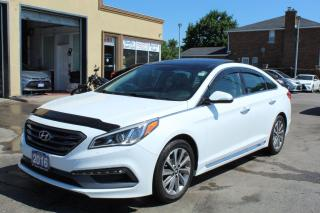 Used 2016 Hyundai Sonata 2.4L Sport Tech for sale in Brampton, ON