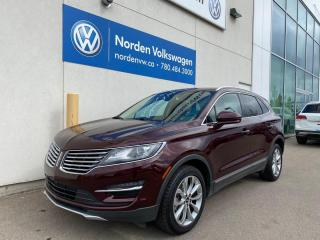 Used 2017 Lincoln MKC Select 4dr AWD Sport Utility for sale in Edmonton, AB