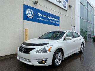 Used 2015 Nissan Altima 2.5 SV 4dr FWD Sedan for sale in Edmonton, AB