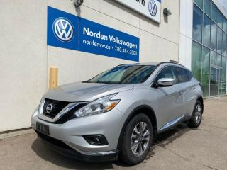 Used 2017 Nissan Murano SV 4dr AWD 2017.5 for sale in Edmonton, AB