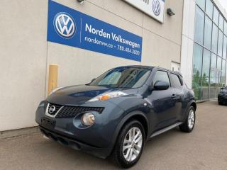 Used 2013 Nissan Juke SV 4dr FWD 4 Door Crossover for sale in Edmonton, AB