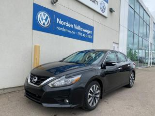 Used 2017 Nissan Altima 2.5 SL Tech for sale in Edmonton, AB