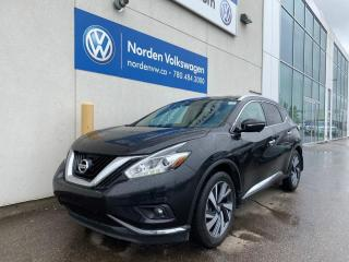Used 2015 Nissan Murano Platinum 4dr AWD Sport Utility for sale in Edmonton, AB