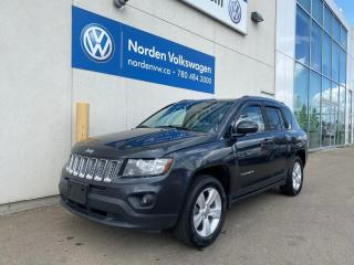 Used 2014 Jeep Compass NORTH 4X4 for sale in Edmonton, AB