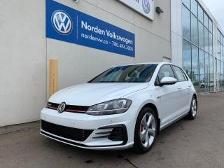 New 2020 Volkswagen Golf GTI Autobahn for sale in Edmonton, AB
