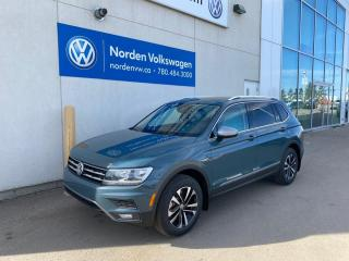 New 2020 Volkswagen Tiguan IQ DRIVE for sale in Edmonton, AB