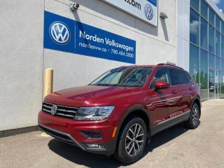 New 2020 Volkswagen Tiguan COMFORTLINE for sale in Edmonton, AB
