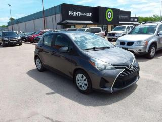 Used 2016 Toyota Yaris LE 4dr FWD Hatchback for sale in Steinbach, MB
