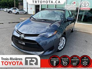 Used 2017 Toyota Corolla LE berline 4 portes CVT for sale in Trois-Rivières, QC