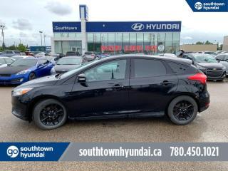 Used 2016 Ford Focus SE 4dr FWD Hatchback for sale in Edmonton, AB
