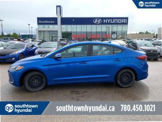 Used 2017 Hyundai Elantra GLS/BLINDSPOT DETEC/HEATED STEERING/SUNROOF for sale in Edmonton, AB